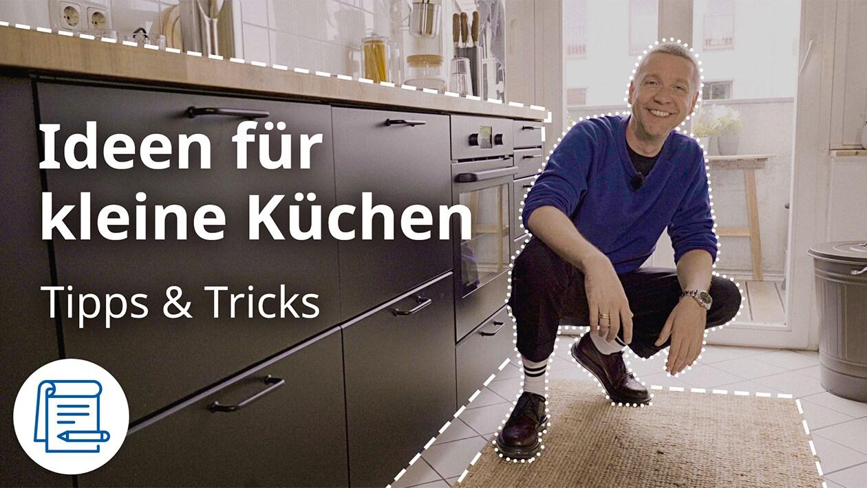 Ideen für kleine Küchen