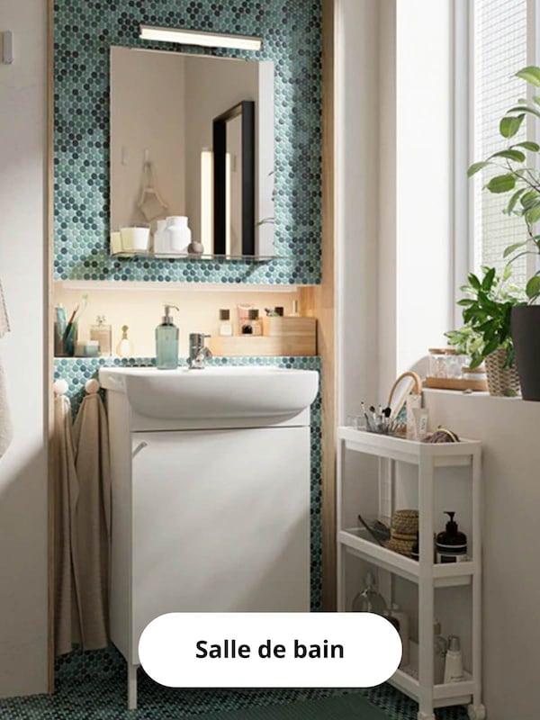 idées déco salle de bain