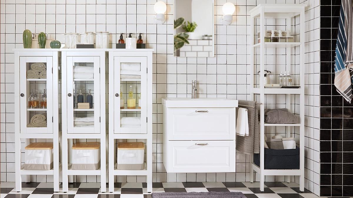 Mobile Bagno Ikea Immagini organizza il tuo bagno - ikea