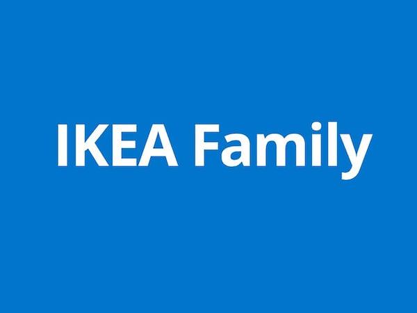 IKEA 패밀리 멤버