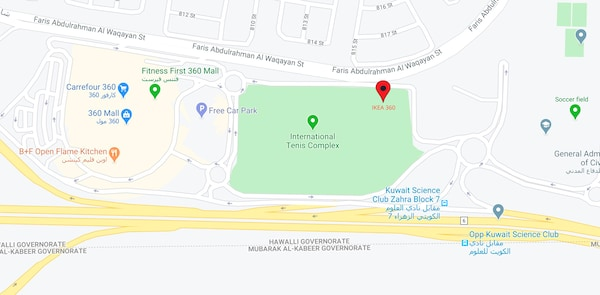 IKEA 360 Location