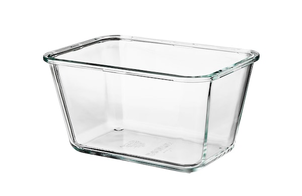 IKEA 365+ 1.8-L rectangular glass container