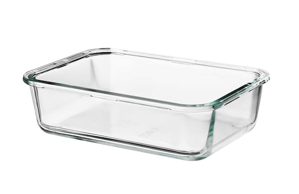 IKEA 365+ 1-L rectangular glass container