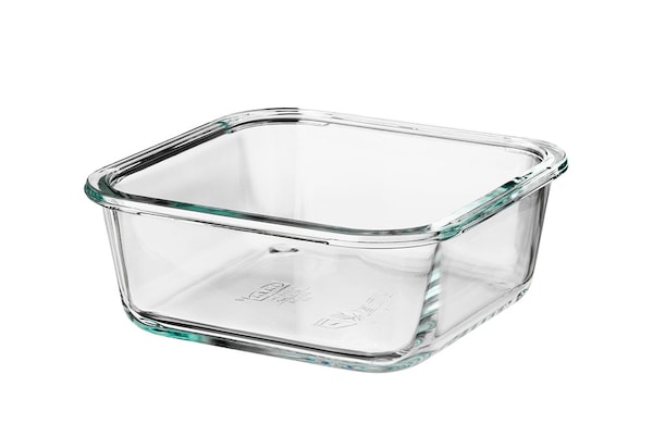 IKEA 365+ 600-ml square glass container