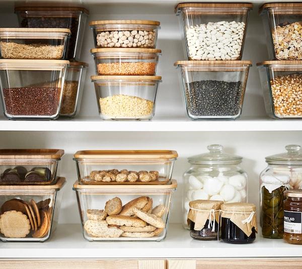IKEA 365+ contenedor de alimentos con tapa