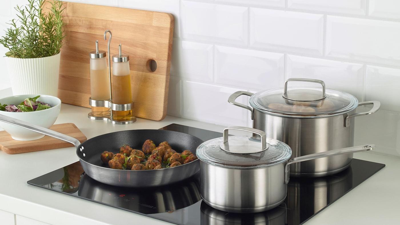 เครื่องครัวรุ่น IKEA 365+