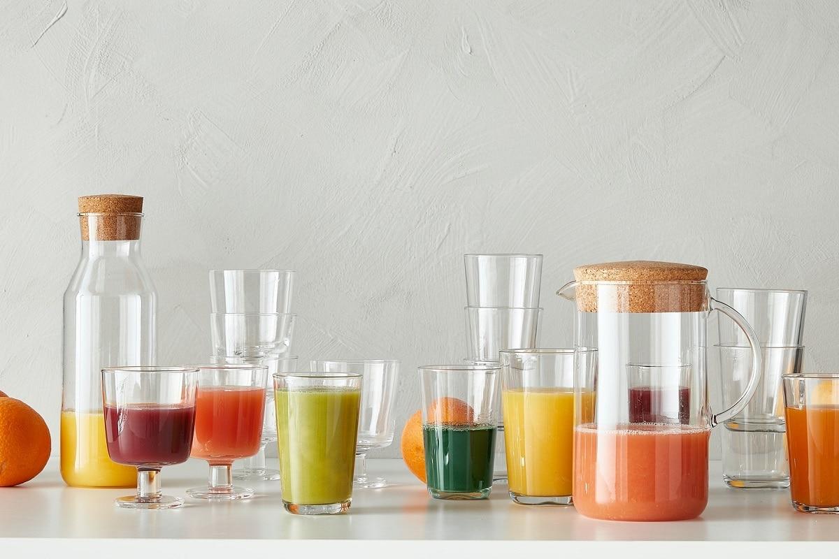 IKEA 365+ Glassware series