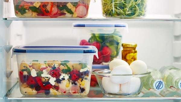 IKEA 365+ plastic food containers