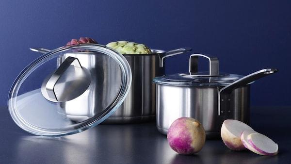 IKEA 365+ série ustensiles de cuisson.