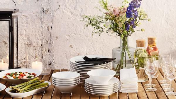 IKEA 365+ series.