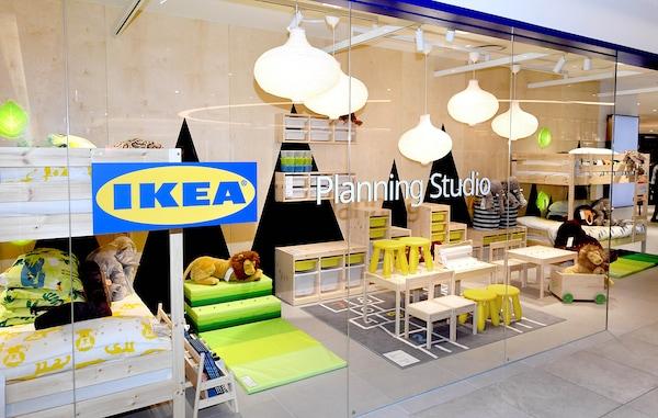 IKEA 플래닝 스튜디오 천호 전경
