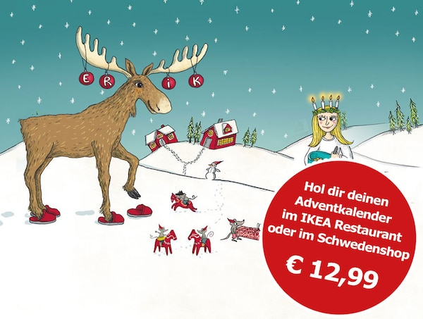 IKEA Adventkalender