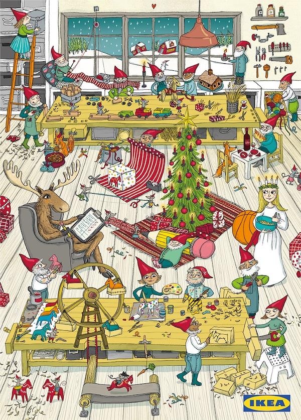 Der Ikea Adventskalender Mit Tollen überraschungen Ikea