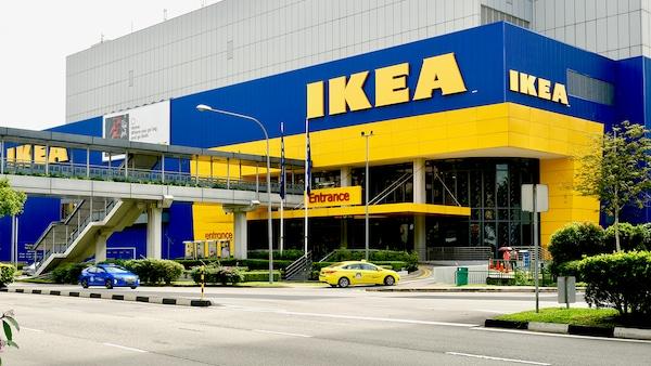 IKEA Alexandra store