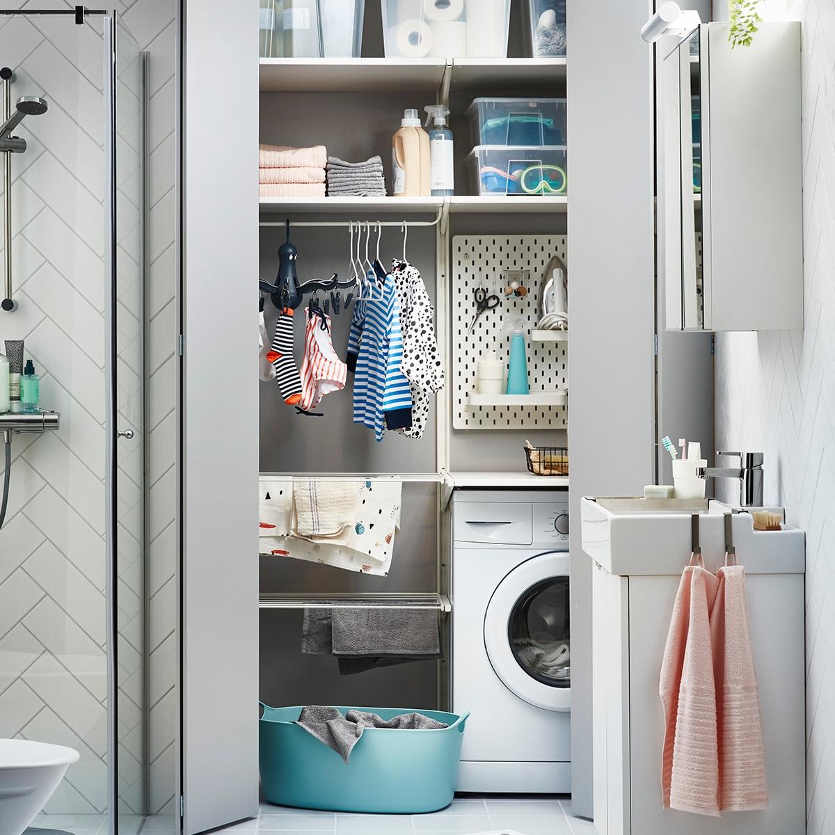 Einrichtungsideen Fur Deine Waschkuche Ikea Ikea Schweiz