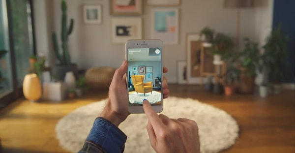 Ikea App Page
