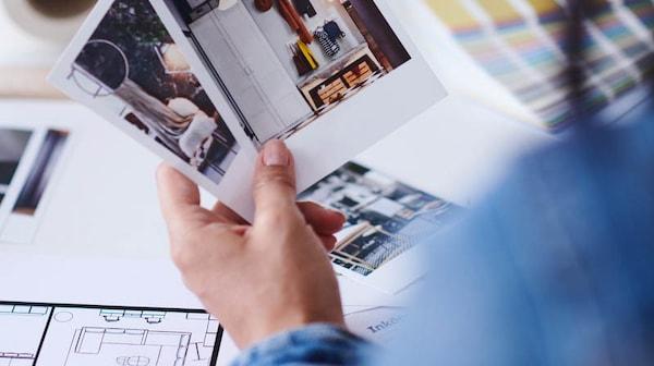 IKEA Arbeitsbereich Interior Design & Visual Merchandising