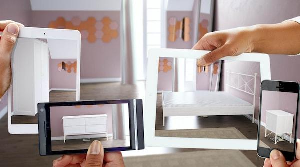 IKEA Arbeitsbereich IT & digitale Lösungen