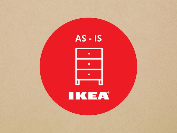 IKEA AS-IS