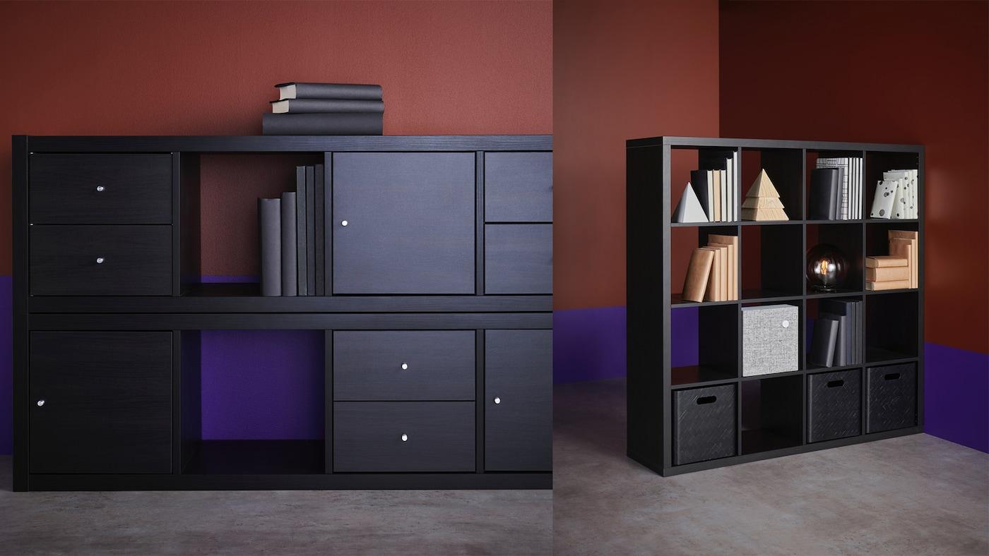 Ikea Kallax Regal Korb (4er Set) | Ikea kallax regal, Kallax
