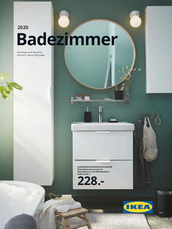 IKEA Bad Broschüre
