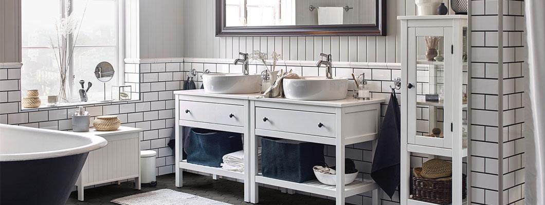 badm bel badezimmer aufbewahrung g nstig kaufen ikea. Black Bedroom Furniture Sets. Home Design Ideas