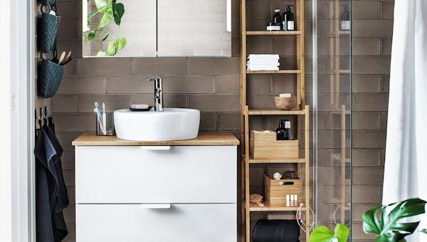 Badezimmermöbel set ikea  Badezimmermöbel online kaufen - IKEA