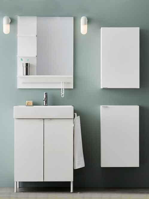 IKEA Badezimmer LILLÅNGEN Serie