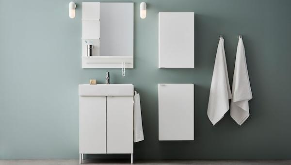 badezimmerm bel online kaufen ikea. Black Bedroom Furniture Sets. Home Design Ideas