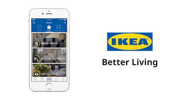 IKEA Better Living App