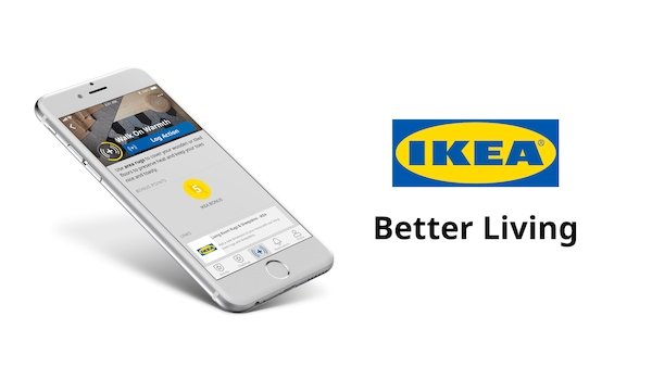 IKEA Better Living App.