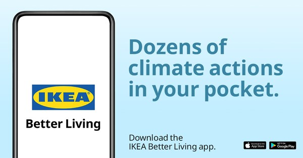 IKEA better living challenge 2021