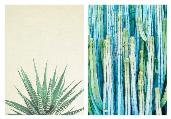 ikea botanische posters