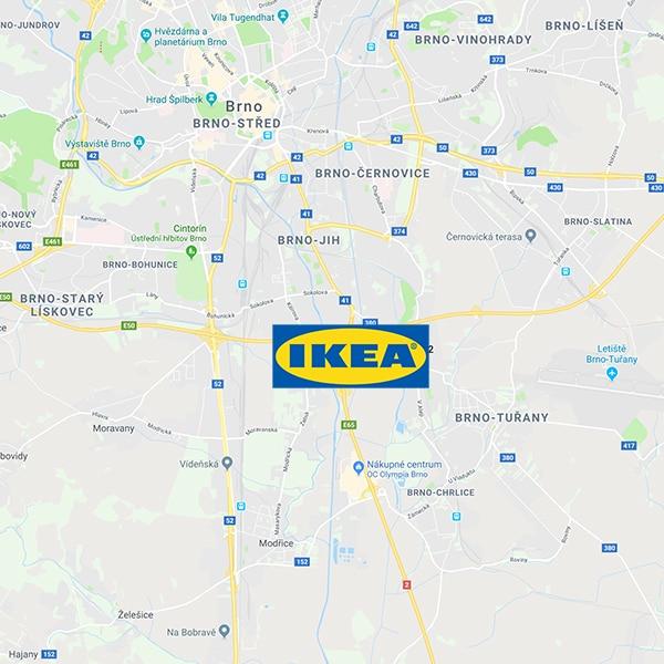 IKEA Brno
