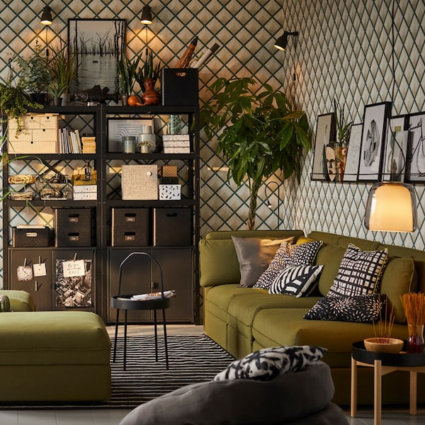IKEA living room - IKEA