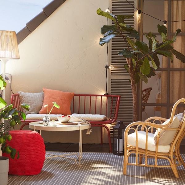 inspiration f r drau en ikea ikea. Black Bedroom Furniture Sets. Home Design Ideas