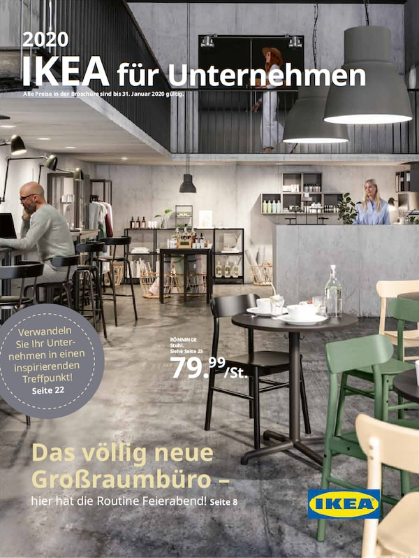 IKEA Business Broschüre