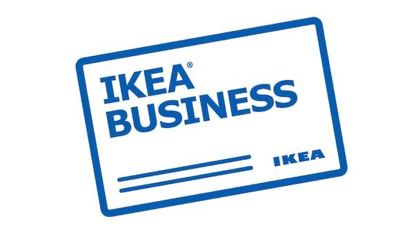 IKEA Business kaart icoon