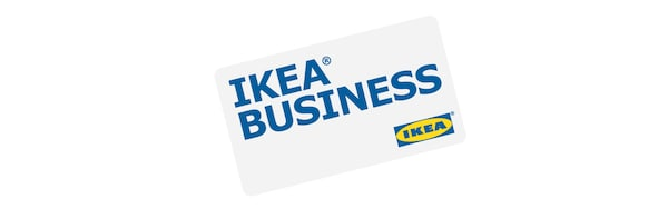 IKEA BUSINESS-kortet.