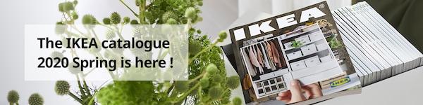 IKEA Catalogue2020 Spring