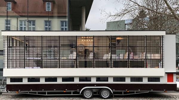 Ikea Cb Wohnmaschine Header Zwei Zimmer, Küche, Bad – voll mobil und auf 15 Quadratmeter: Das Tiny House als neue Art des Wohnens. Copyright: CC-BY SA Tinyhouse University