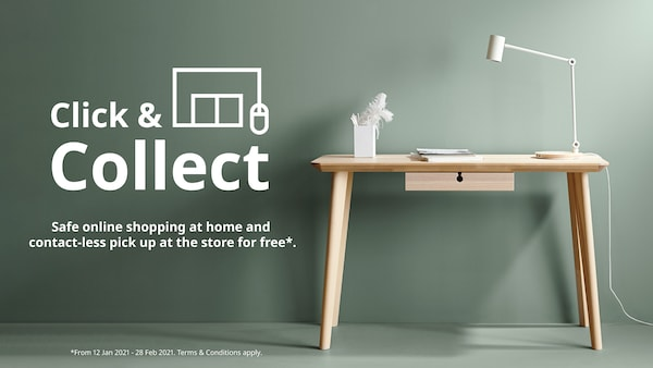 IKEA Click & Collect