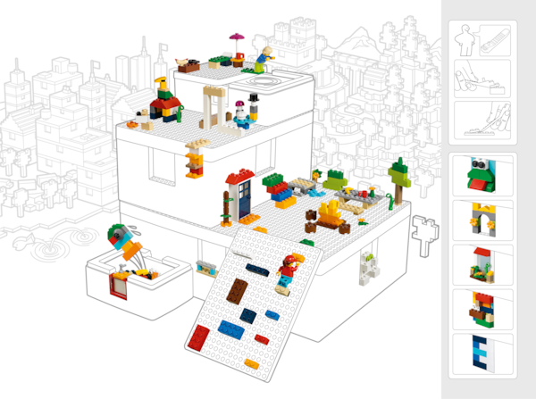 IKEA collaborates with LEGO for the BYGGLEK collaboration launching this October
