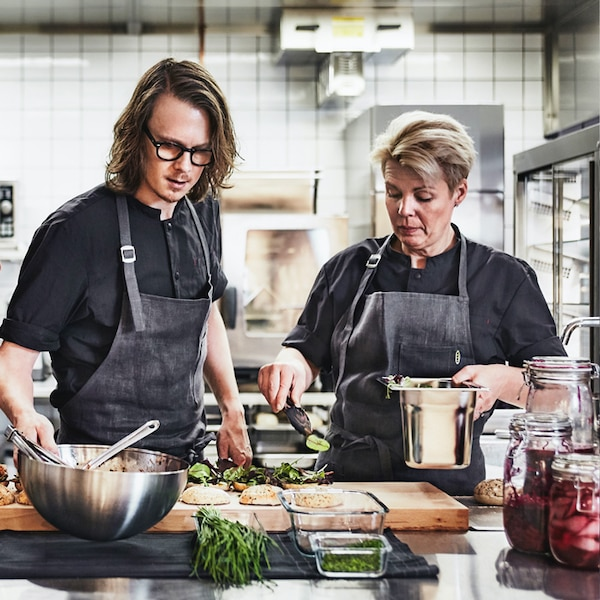 IKEA cooks sustainably with MasterChef Canada.