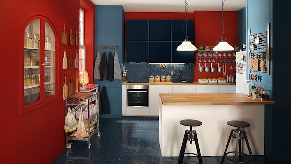 Lasciati ispirare dalle nostre cucine - IKEA
