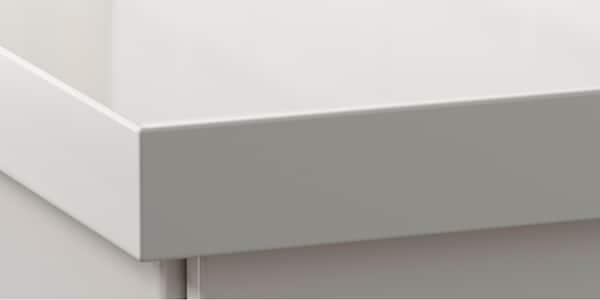 IKEA DEJE bänkskiva av kompositsten som är 7,7 cm tjock