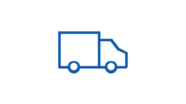 IKEA Delivery pictogram