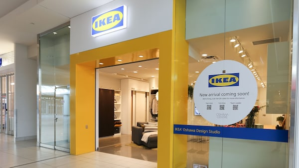 IKEA Design Studio in Oshawa, Ontario..