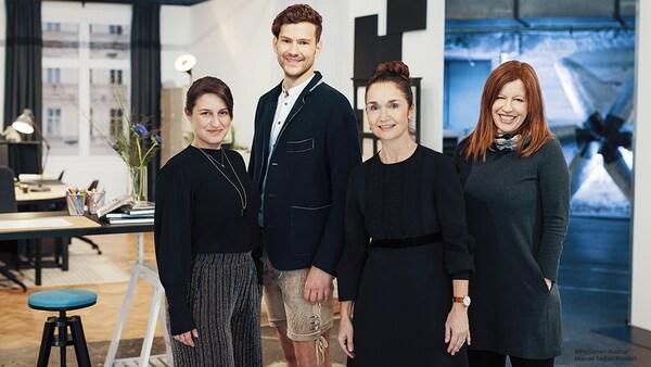 IKEA DesignDream Foto von den Designern der 2. Staffel