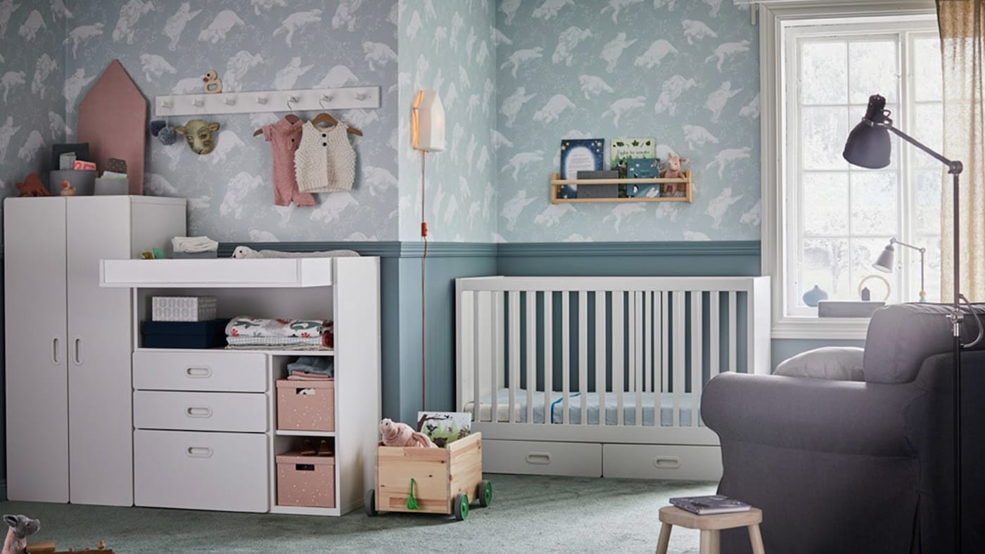 Amelia S Room Toddler Bedroom: Baby Furniture